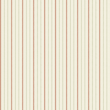 The Paper Partnership Maund Stripe Burnt Orange Wallpaper - Product code: WP0091002