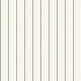 Elizabeth Ockford Maund Stripe Pink/ Green Wallpaper - Product code: WP0091003