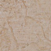 Roberto Cavalli Metallic Plaster Effect Metallic Copper Wallpaper - Product code: 12007