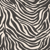 Zebra patterned wallpaper - Roberto Cavalli Zebra Print Black And White Wallpaper Main Image