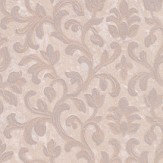 Roberto Cavalli Floral Trail Dusky Pink Wallpaper