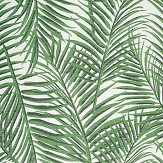 Thibaut West Palm Emerald Green Wallpaper - Product code: T13117