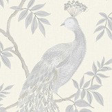 Arthouse Lazzaro Silver Wallpaper - Product code: 292102