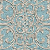 Arthouse Cardinale Teal Wallpaper