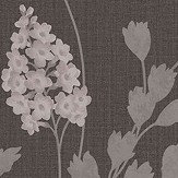 Arthouse Catalina  Charcoal Wallpaper