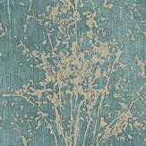 Arthouse Floresta Teal Wallpaper