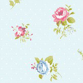 Coordonne Lisianthus Azul Wallpaper - Product code: 6270112