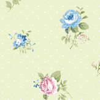 Coordonne Lisianthus Verde Wallpaper - Product code: 6270114