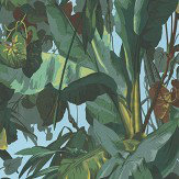 Albany Jungle Green Wallpaper - Product code: 95898-1