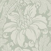 Engblad & Co Acanthus Green Wallpaper