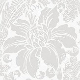 Eco Wallpaper Acanthus White Wallpaper