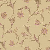 Engblad & Co Kalmar Yellow Wallpaper - Product code: 5360