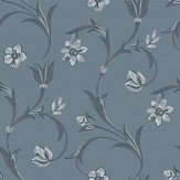 Engblad & Co Kalmar Blue Wallpaper - Product code: 5362
