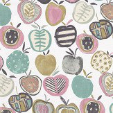 Prestigious Apples Marshmallow Fabric