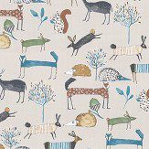 Prestigious Oh my deer Colonial Fabric - Product code: 5008/738