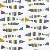 Prestigious Sardines Colonial Fabric - Product code: 5010/738