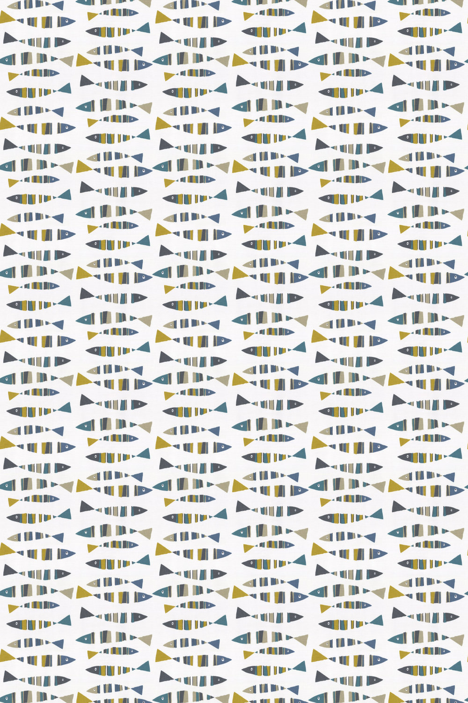 Sardines Fabric - Colonial - by Prestigious