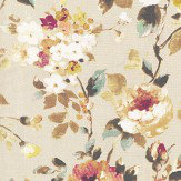 Prestigious Langford Apricot Fabric - Product code: 5012/401