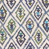 Prestigious Inca Indigo Fabric