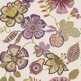 Prestigious Passion flower Orchid Fabric - Product code: 3577/296