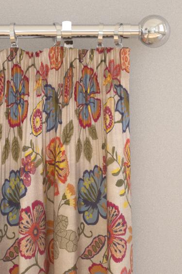 Prestigious Passion flower Paradise Curtains - Product code: 3577/382