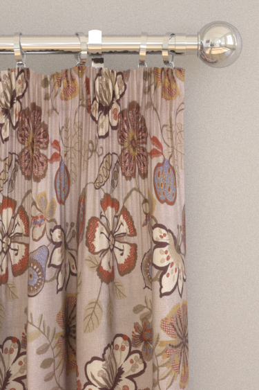 Prestigious Passion flower Bamboo Curtains - Product code: 3577/527