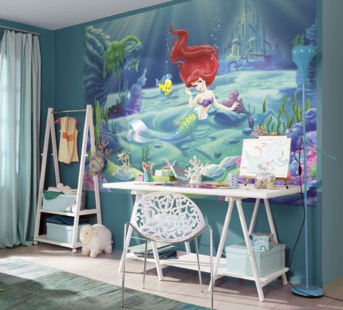 Brewers Arielle Multi Mural - Product code: 4-463