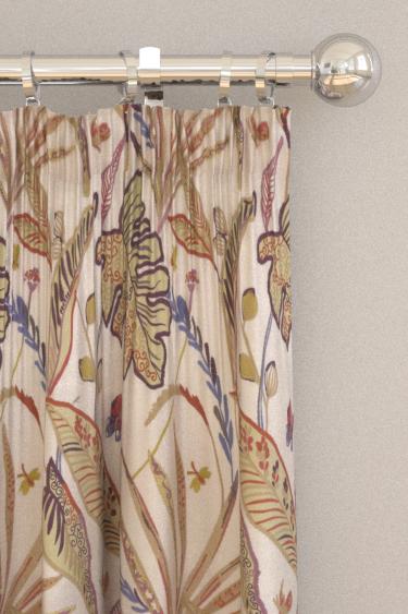 Prestigious Peru Orchid Curtains - Product code: 3578/296