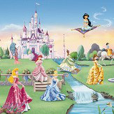 Brewers Princess Castle Multi Mural