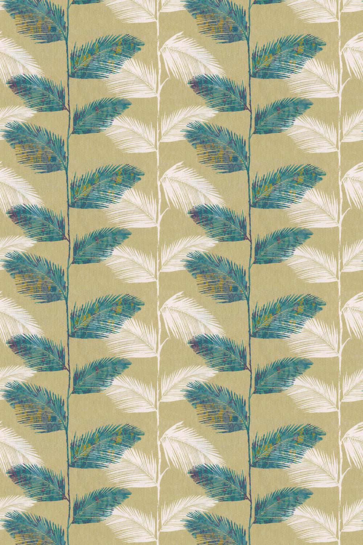 Rainforest Fabric - Waterfall - by Prestigious