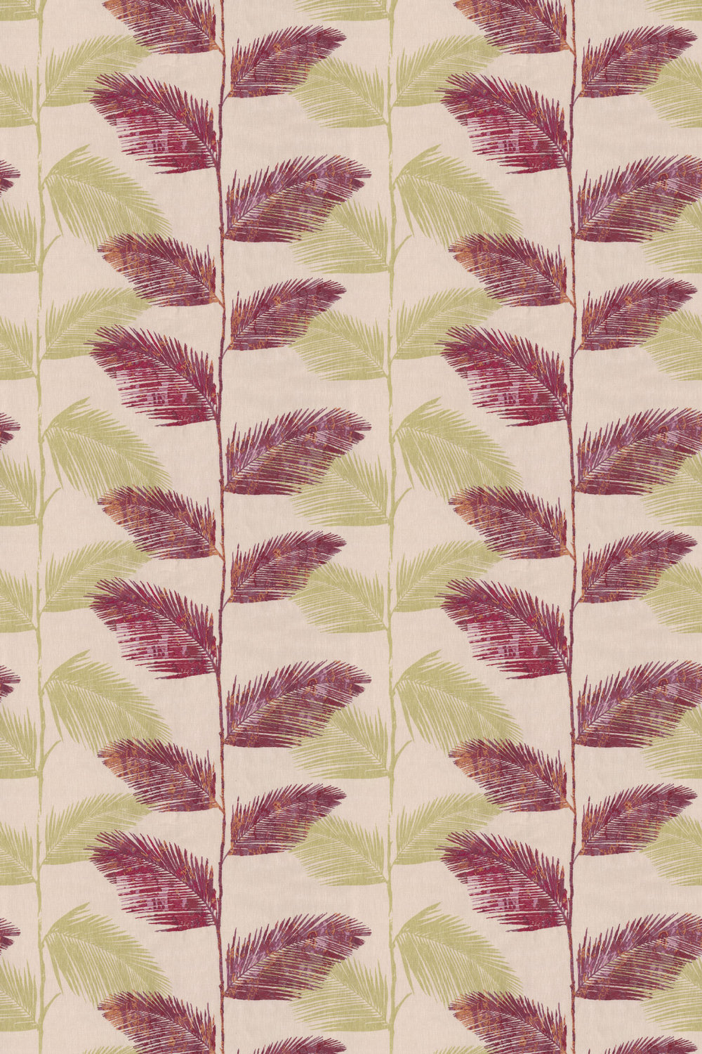 Prestigious Rainforest Orchid Fabric - Product code: 3579/296