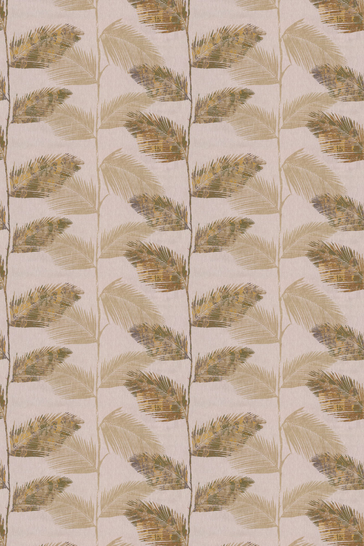 Rainforest Fabric - Bamboo - by Prestigious