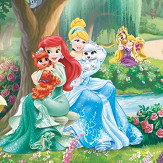 Brewers Princess Palace Pets Multi Mural