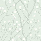 Engblad & Co Snowberry Blue Green Wallpaper - Product code: 5254
