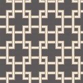 Romo Orden Charcoal Wallpaper