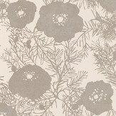 Romo Lomasi Nickel Wallpaper - Product code: W402/02