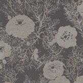 Romo Lomasi Charcoal Wallpaper - Product code: W402/05