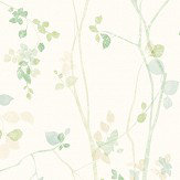 Engblad & Co Spring Twig Green Wallpaper - Product code: 5257