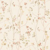 Engblad & Co Spring Twig Brown and pink Wallpaper - Product code: 5258