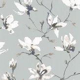 Romo Saphira Lovat Wallpaper - Product code: W405/03