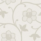 Engblad & Co Clematis Beige Wallpaper - Product code: 5394