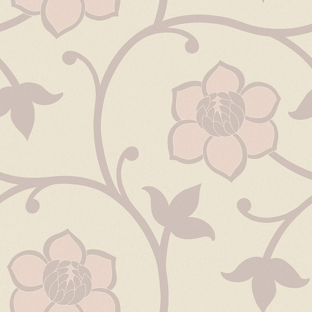 Engblad & Co Clematis Pink Wallpaper - Product code: 5395