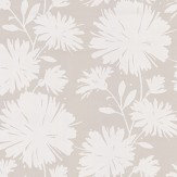 Kate Spade Gerbera Flax Wallpaper - Product code: W3316.16.0