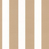 Kate Spade Dot Stripe Gold Wallpaper