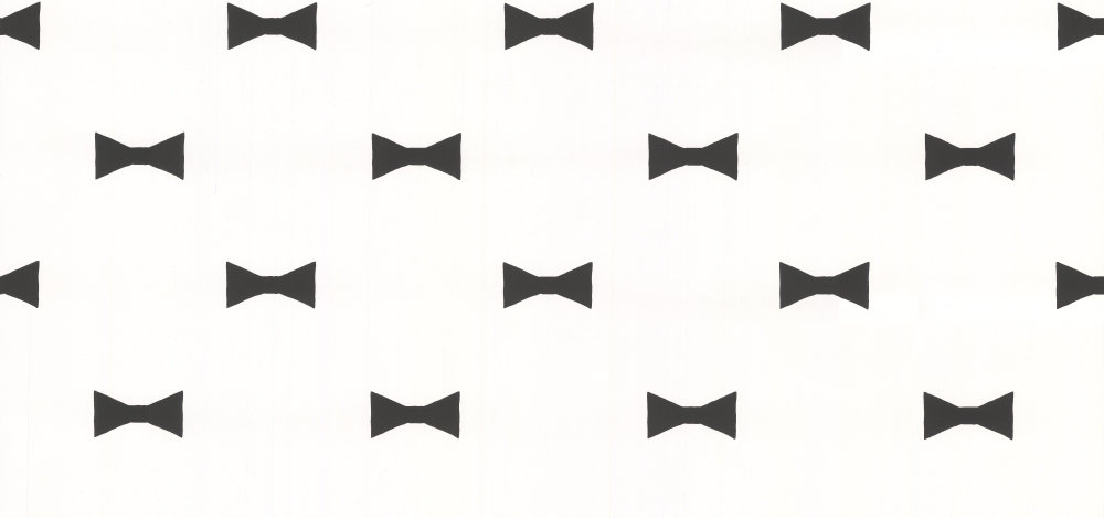Kate Spade Bow Ties Dalmatian Wallpaper - Product code: W3324.8.0