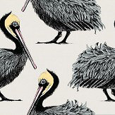Petronella Hall Pelican Oyster Wallpaper - Product code: P-WO