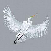 Petronella Hall Egrets Rain Wallpaper - Product code: E-WR