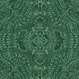 Linwood Labyrinth Emerald City Wallpaper