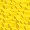 Kirkby Design.com Cubic Bumps Sunshine Wallpaper - Product code: WK800/04