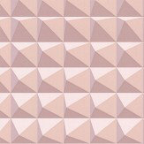 Kirkby Design.com Domino Pyramid Powder Wallpaper